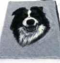 NEU Iso-Bed Border Collie - Kopf